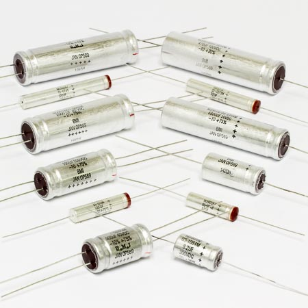 Military Spec Capacitors
